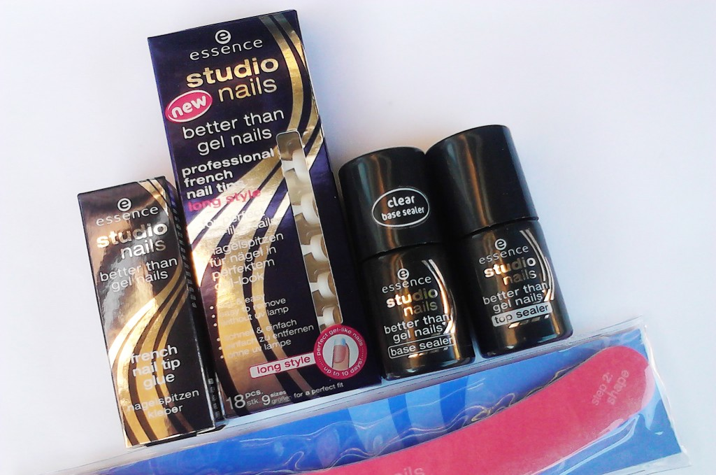 Review: Studio Nails - Better than Gel Nails by Essence - Miss Mags