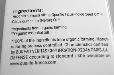 olie tegen rimpels