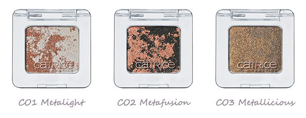 CATRICE Metallure Eye Shadow