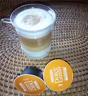 Mijn favoriet - Latte Macchiato Caramel