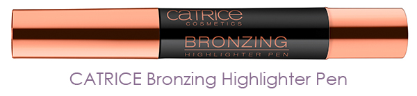 CATRICE - Bronzing Highlighter Pen