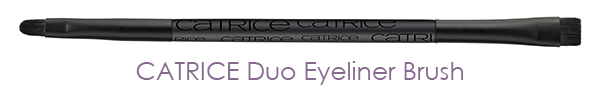 CATRICE - Duo Eyeliner Brush
