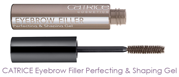 CATRICE - Eyebrow Filler Perfecting & Shaping Gel