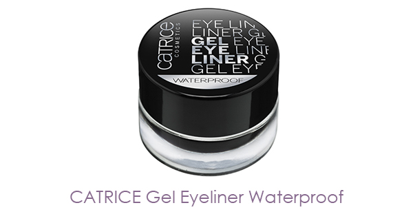 CATRICE - Gel Eyeliner Waterproof