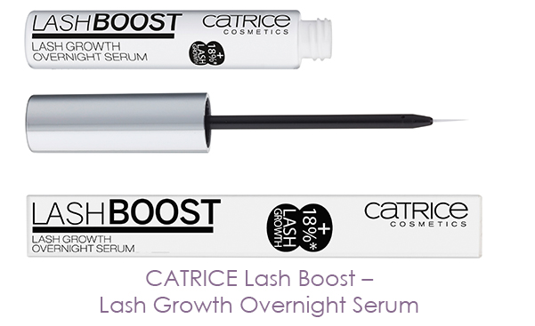 CATRICE Lash Boost –  Lash Growth Overnight Serum
