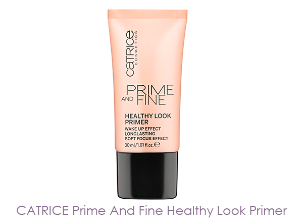 CATRICE - Prime And Fine Healthy Look Primer