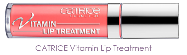 CATRICE - Vitamin Lip Treatment